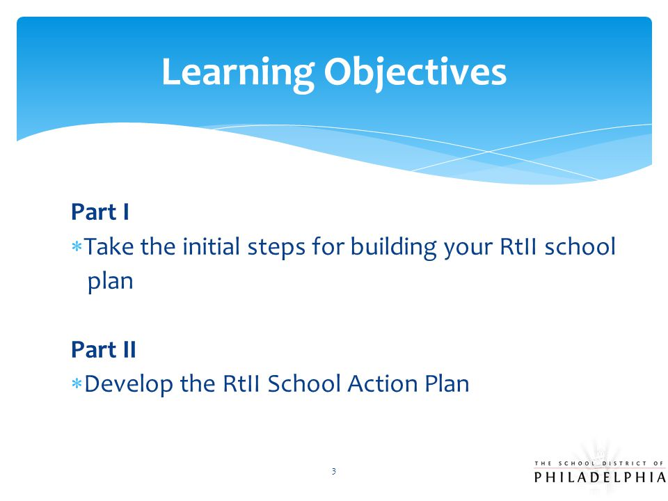 RtII Action Plan Guiding Questions for Planning  Time Frame: September 2012 – October 2012  RtII Kickoff  School staff, parents, students, community members & stakeholders, supporting consultants/SES providers 44