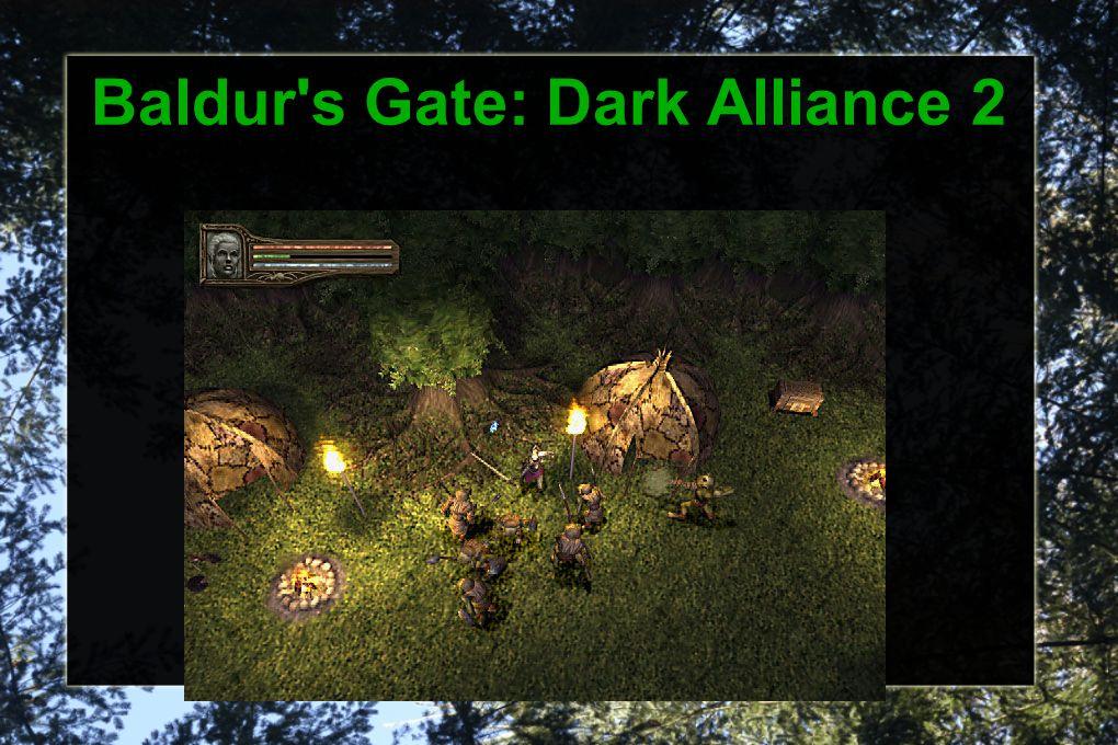 Baldur s Gate: Dark Alliance 2