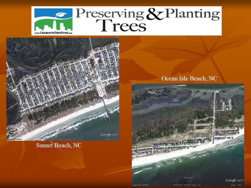 Sunset Beach, NC Ocean Isle Beach, NC