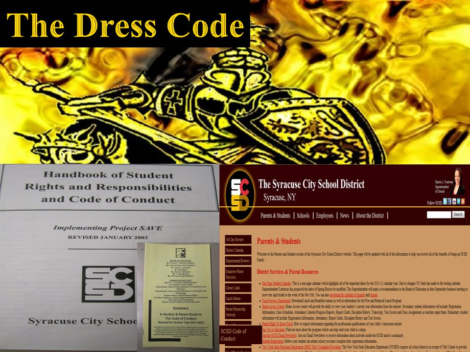 … Students who violate the student dress code shall be required to modify their appearance by covering or removing the offending items, if necessary or practical, replacing it with an acceptable item.