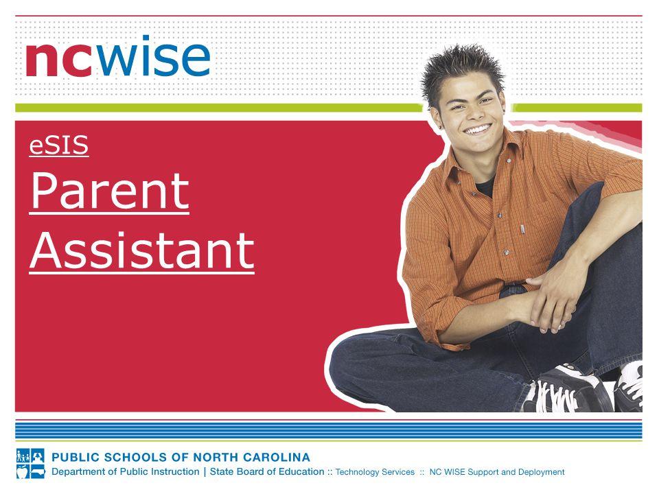 eSIS Parent Assistant