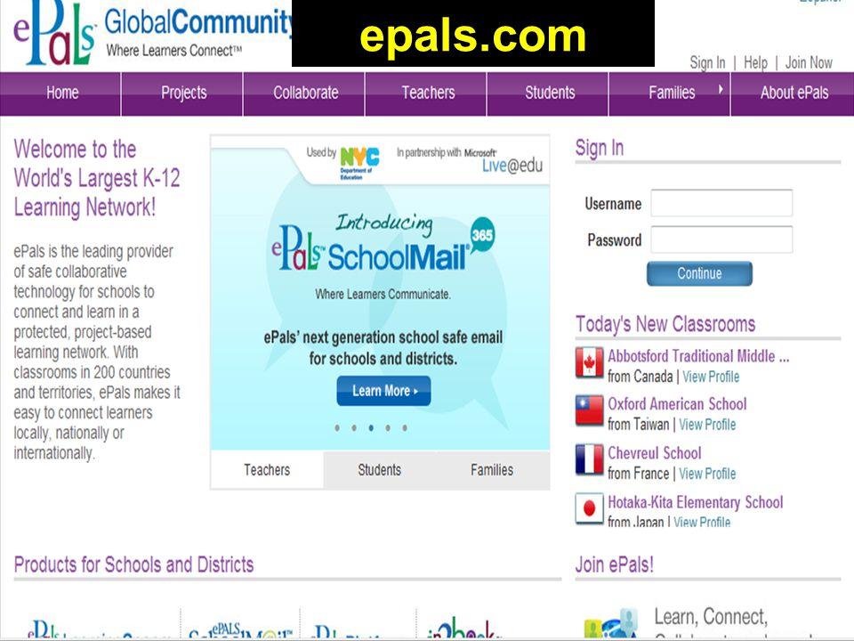 epals.com