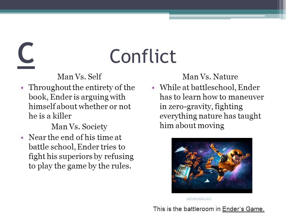 C Conflict Man Vs.