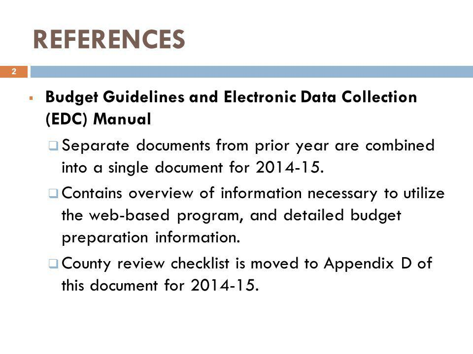 USER-FRIENDLY BUDGET  Not available until after release of State Aid.