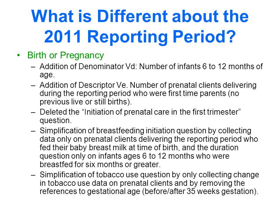 B.Primary caregiver and prenatal client descriptors (continued.) 4.