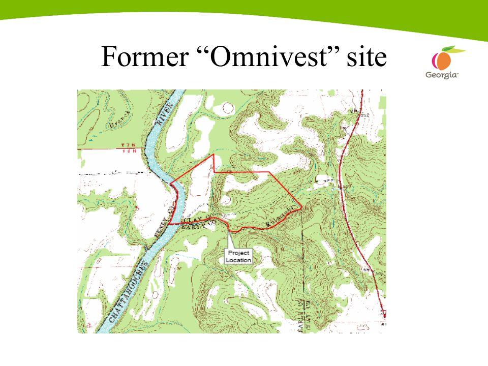 Former Omnivest site