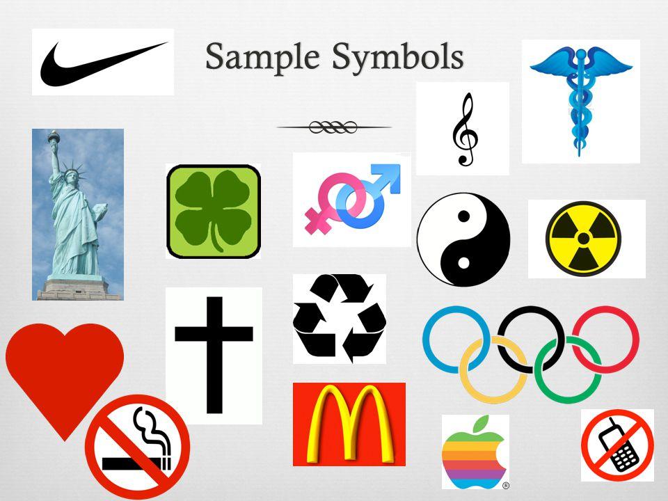 Sample SymbolsSample Symbols