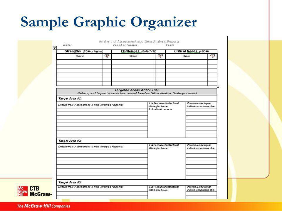 Sample Graphic Organizer