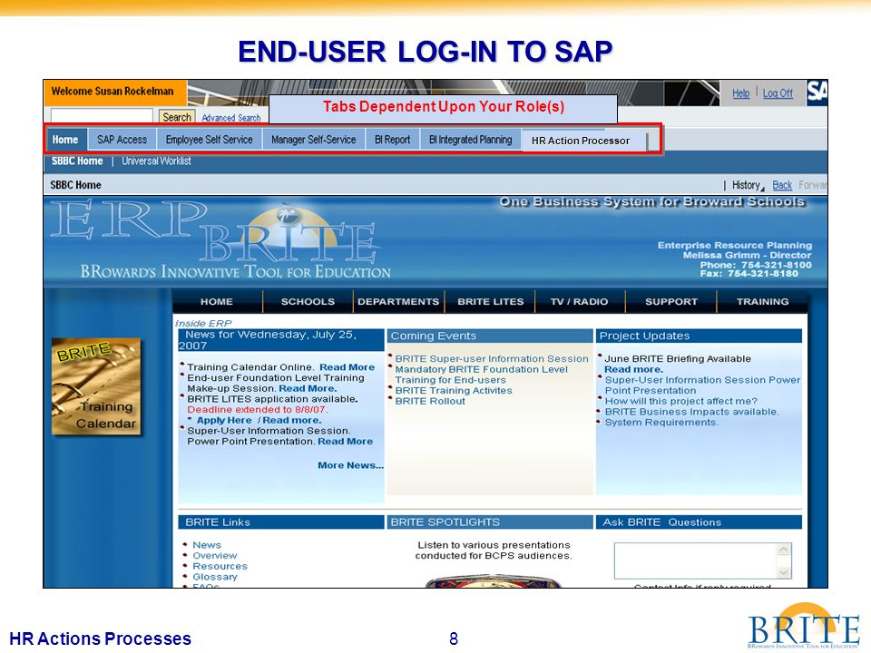 9HR Actions Processes HRAP Work Overview Or completed task Sort by any column HR Action Processor