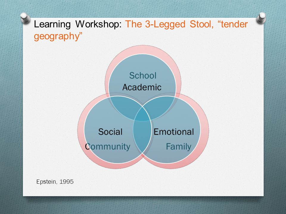 A few ideas about learning… Think: How do the following ideas apply to you? To your child?