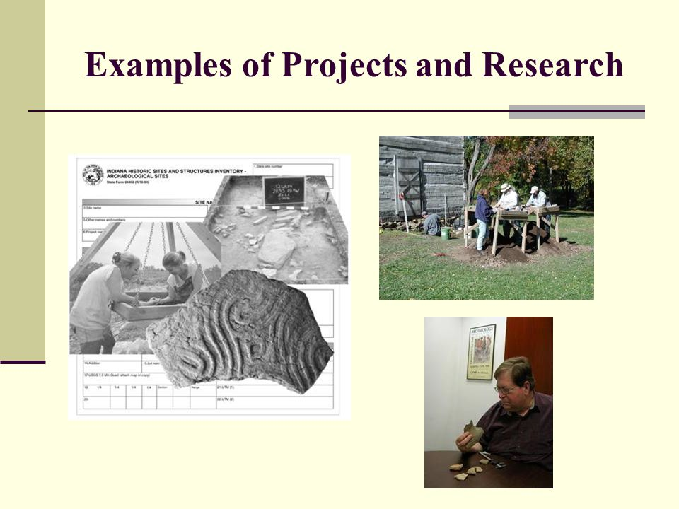 DHPA Services for the public Archaeology News