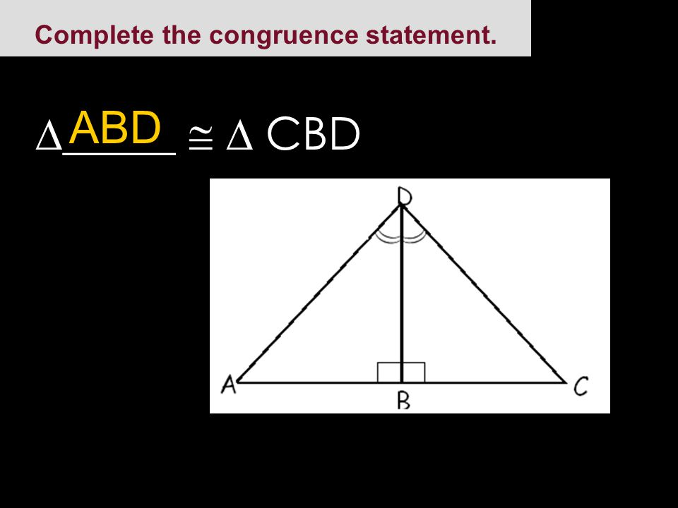 Complete the congruence statement.  _____   JKN MKL