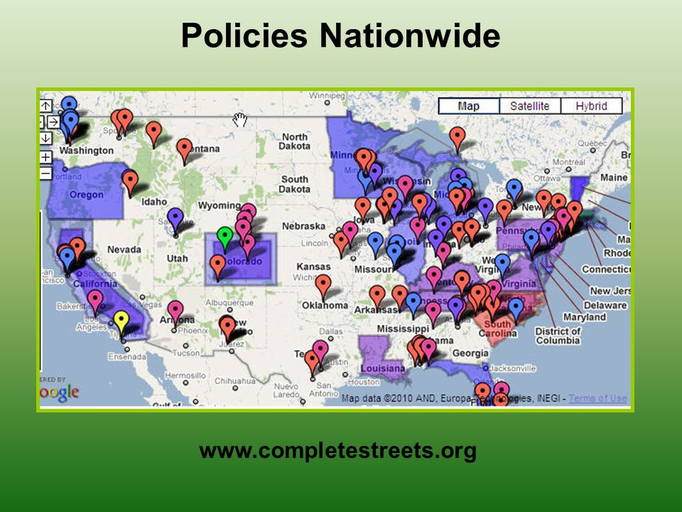 Policies Nationwide