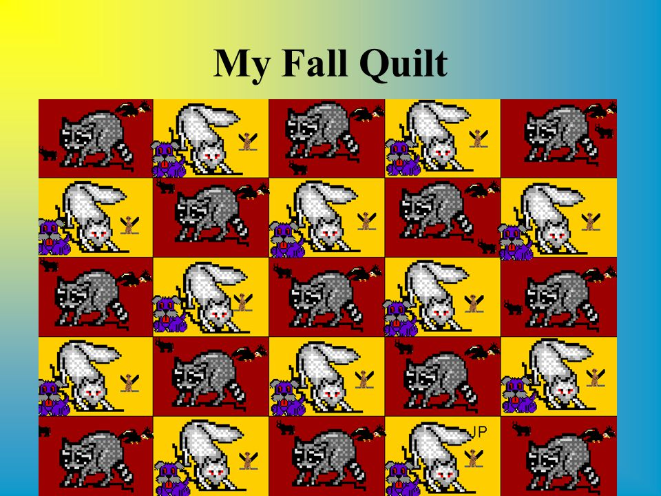 My Fall Quilt