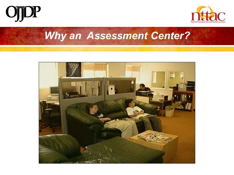 Why an Assessment Center