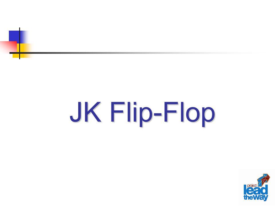 JKFlip-Flop JK Flip-Flop