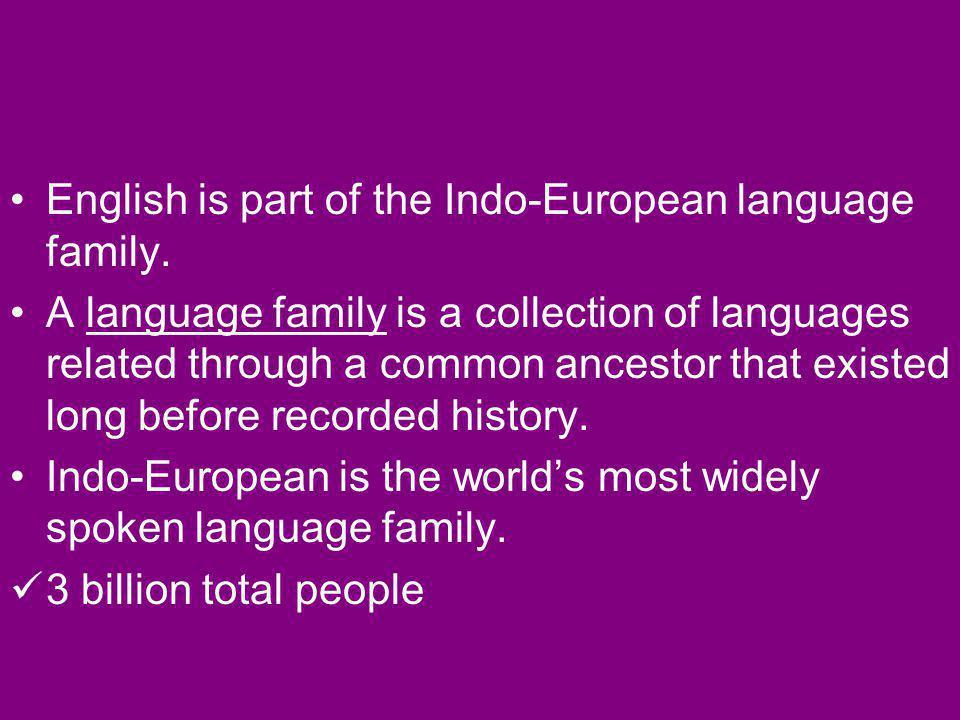 Indo- European