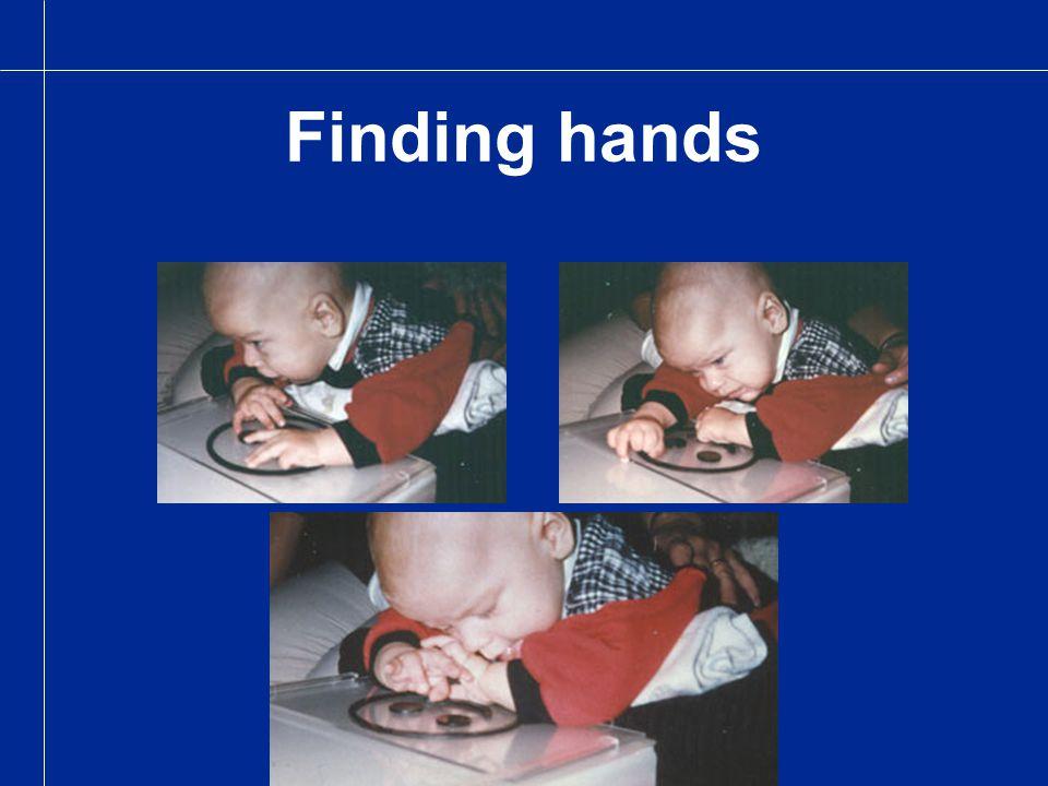 Finding hands