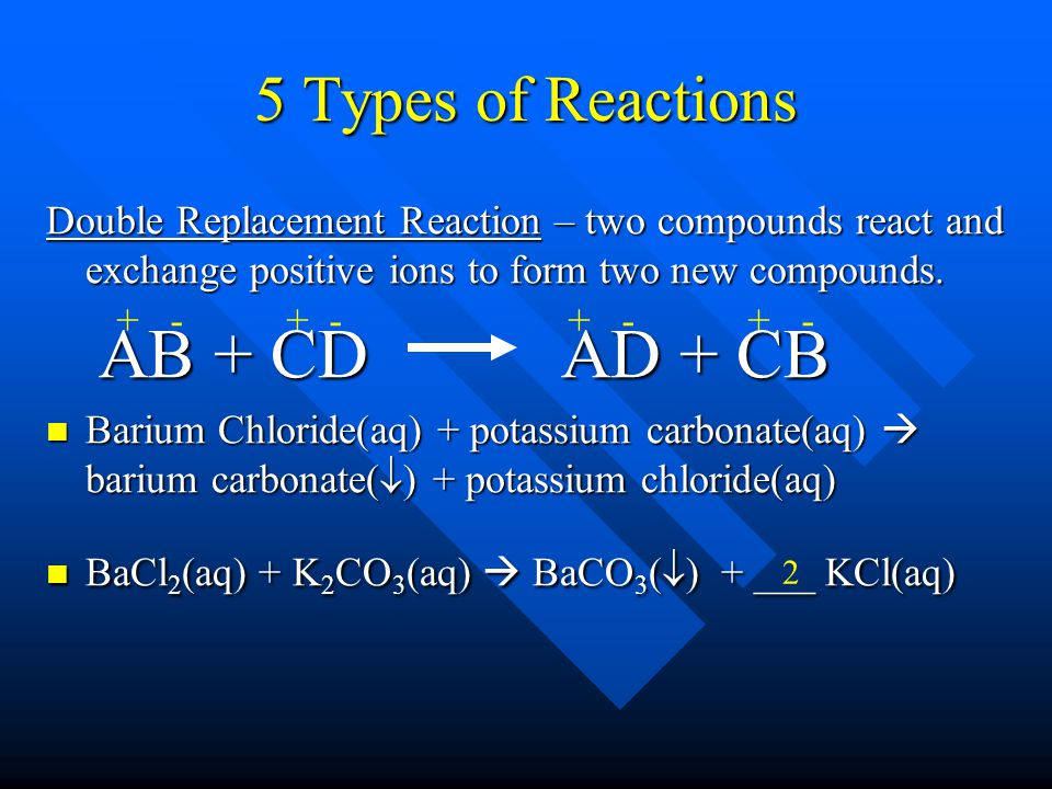 Examples of Single Replacement Reactions Must use Activity Series to see if reaction works Zinc + sulfuric acid  zinc sulfate + hydorgen Zn(s) + H 2