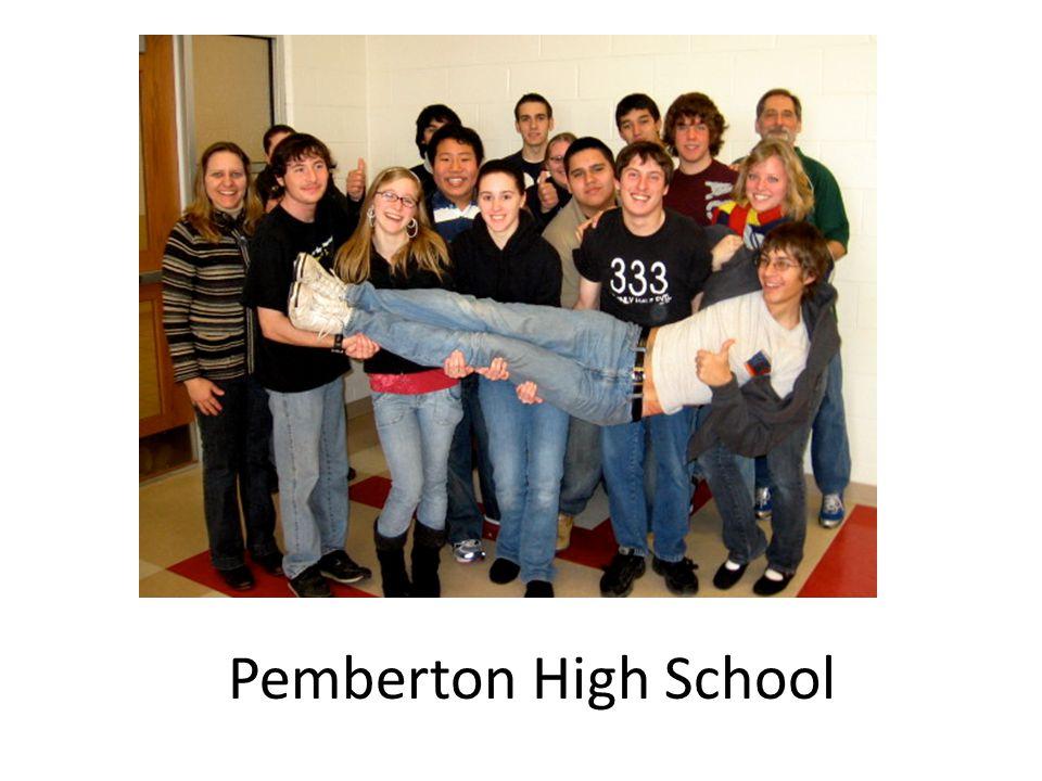 Pemberton High School
