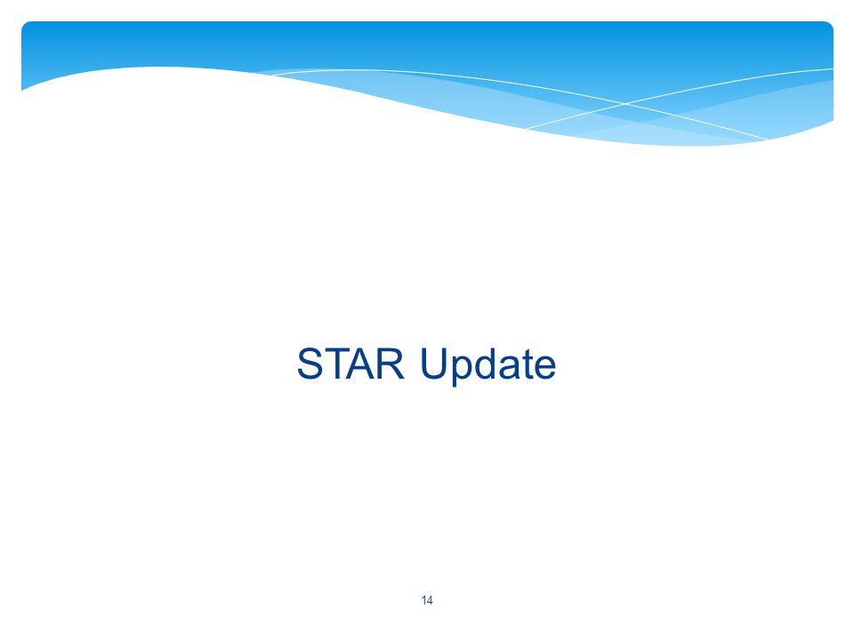 STAR Update 14