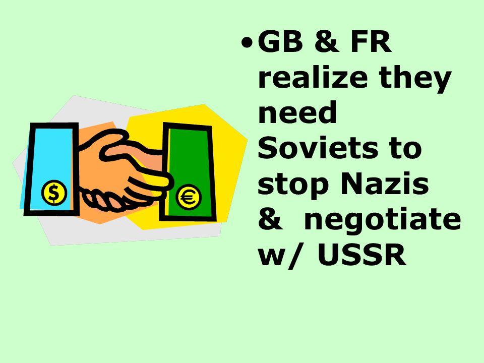 Hitler thinks Euro weak & won't stop him. Took over rest of CZ 1939 & d emands Polish port of DANZIG.