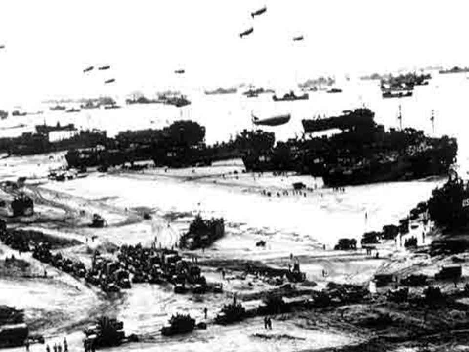 JUNE 6 th, 1944