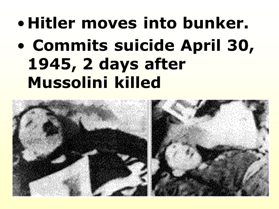 Soviets move west & take Ukraine, Baltics & Warsaw by 1945. Enter Berlin in Apr 1945 & swept thru Hungary, Romania & Bulgaria