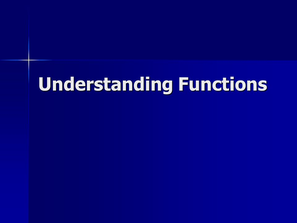 The set of all the x-values is called the Domain of the function.