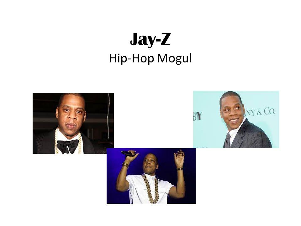 Jay-Z Hip-Hop Mogul