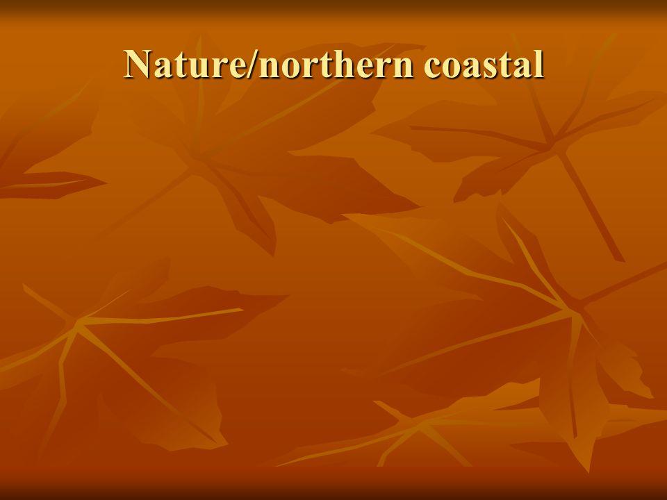 Nature/northern coastal