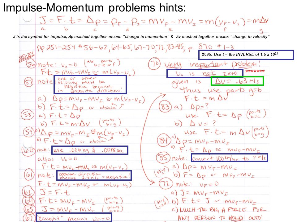 conservation of momentum worksheet answers Termolak – Worksheet Conservation of Momentum