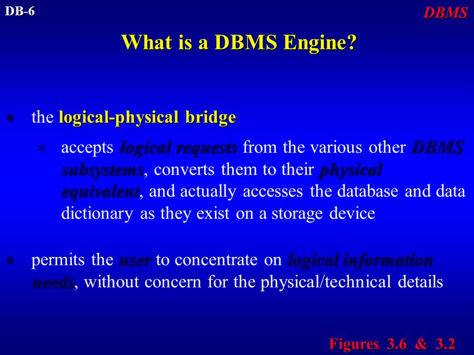 ACCESS PROJECTS Database really great conceptssame u What's really great about databases and DBMSs is that the concepts are the same whether you're using a personal DBMSs package or a large mainframe DBMS package. concepts (like MS ACCESS)apply directly Haag u ...once you learn database and DBMS concepts while using a personal DBMS package (like MS ACCESS), you can apply your knowledge directly to business environments where other DBMS packages may be used. Haag uTeam Projects ACCESS uTeam Projects use Microsoft's DBMS ACCESS to demonstrate: Project A VData Definition: tables: fields, properties, keys Project A Projects B, C, D VApplication Generators: forms: controls Projects B, C, D, Projects E, F VData Manipulation: sorting, filters & queries Projects E, F A-2a
