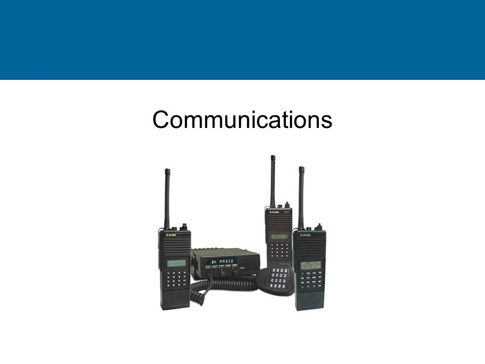 38 Communications All communication should begin and end with This is an exercise No communication with outside agencies other than the SimCell, EOC, EDS Concept of Earned Information