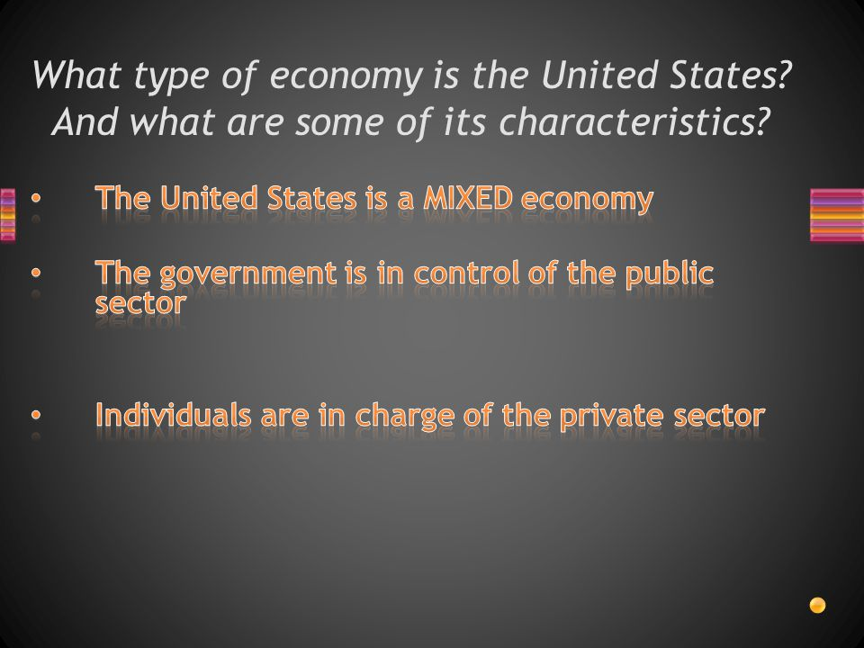 In a Free Market how much is the government involved in the private sector?