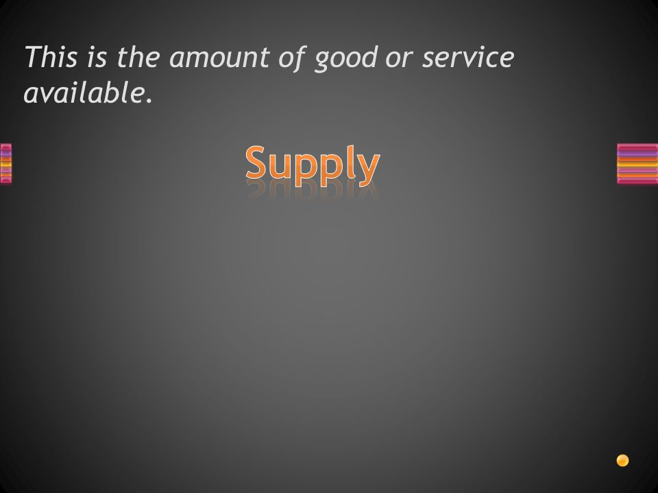 What do we call the using up of goods and services?