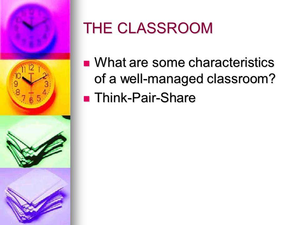 MANAGEMENT PROFILE Complete the Teacher Talk to determine your management profile.