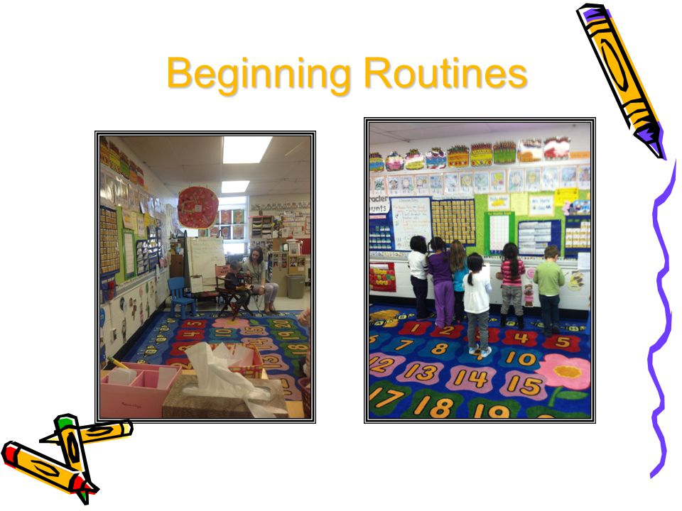Beginning Routines