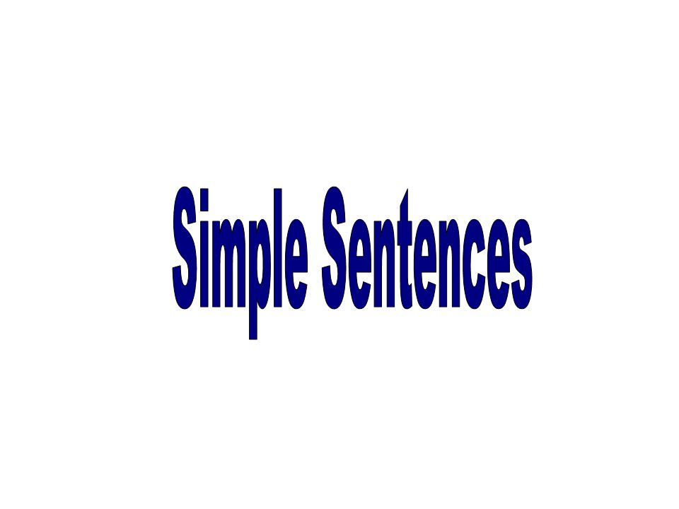 Independent Clause1 Complete Thought = Expresses a complete thought, has a subject & verb, and can stand by itself as a sentence Jan grew three inches over the summer.