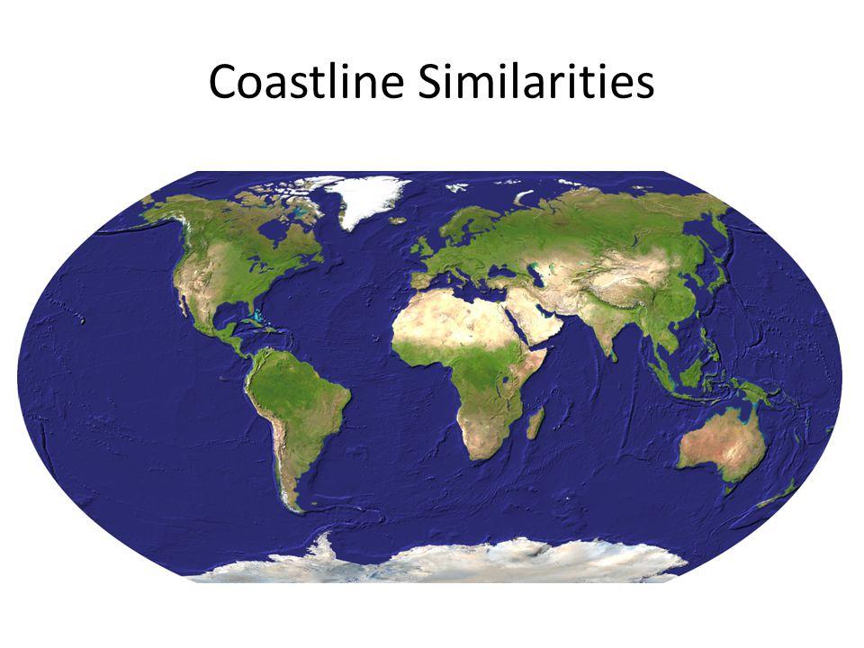 Coastline Similarities