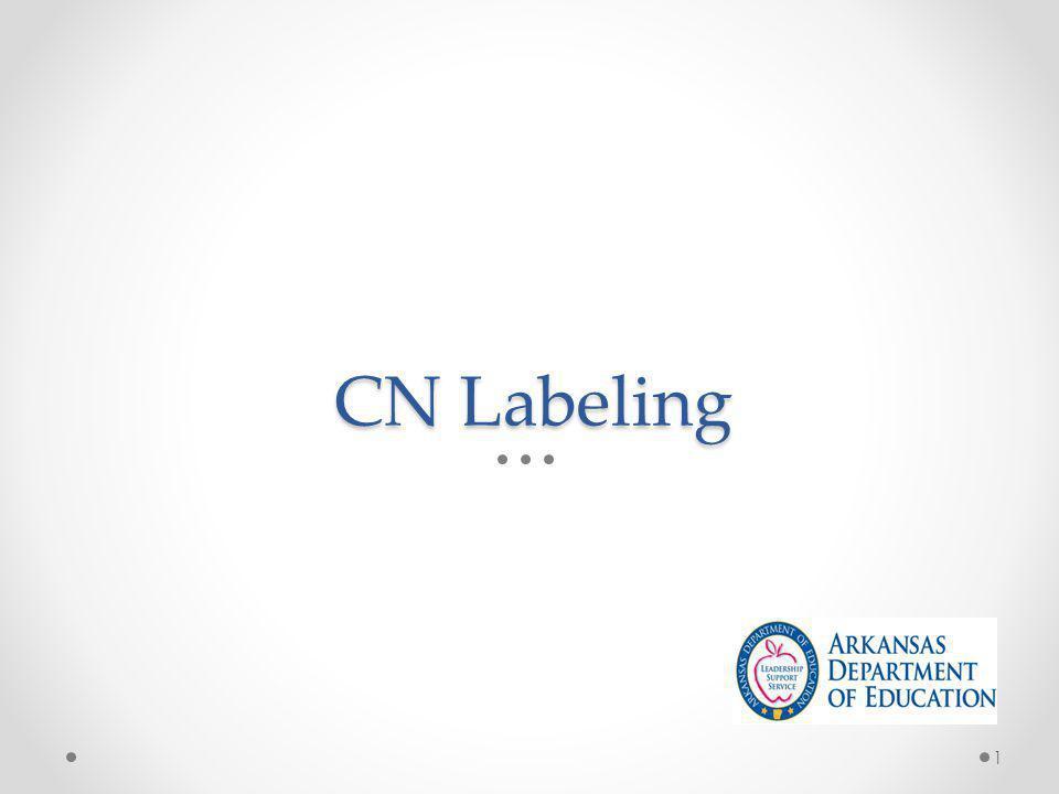 CN Labeling 1