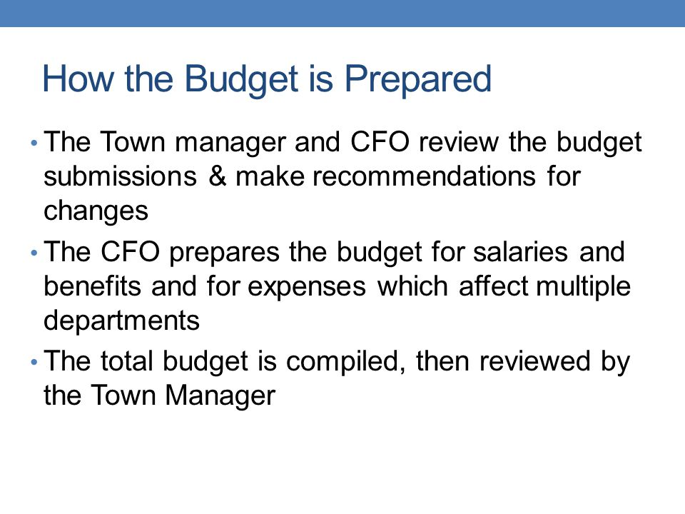 FY 13 MUNICIPAL BUDGET REVISION VOTE ON MAY 1, 2012 36