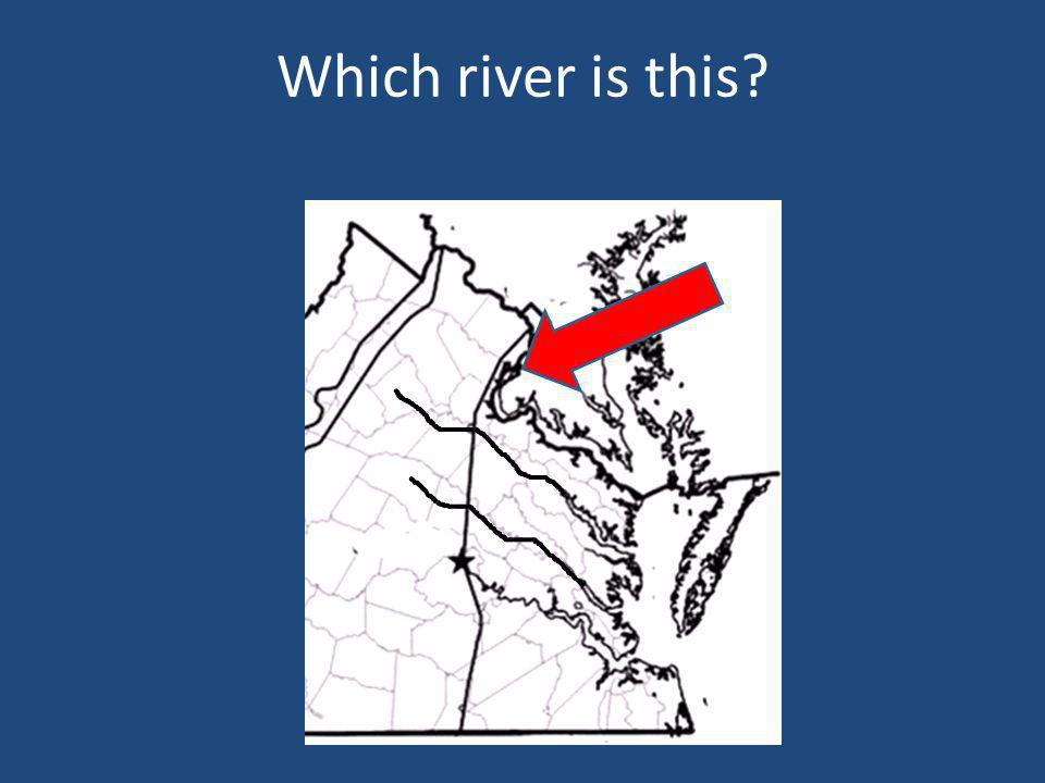 Which river is this?