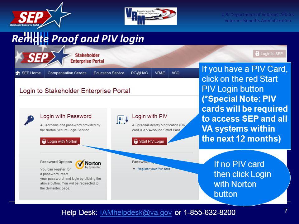 Veterans Benefits Administration 48 Virtual VA Update Virtual VA Daily User Growth Total number of registered VSOs: 2610.