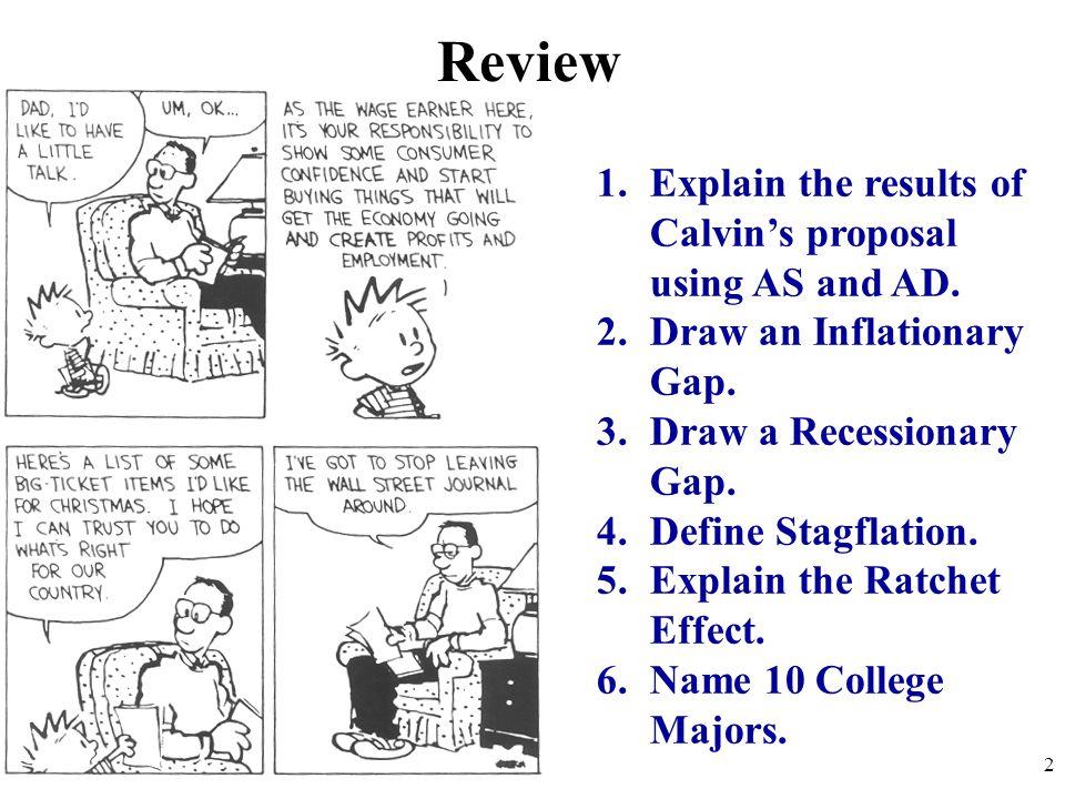 Adam Smith 1723-1790 John Maynard Keynes 1883-1946 3 Classical vs. Keynesian