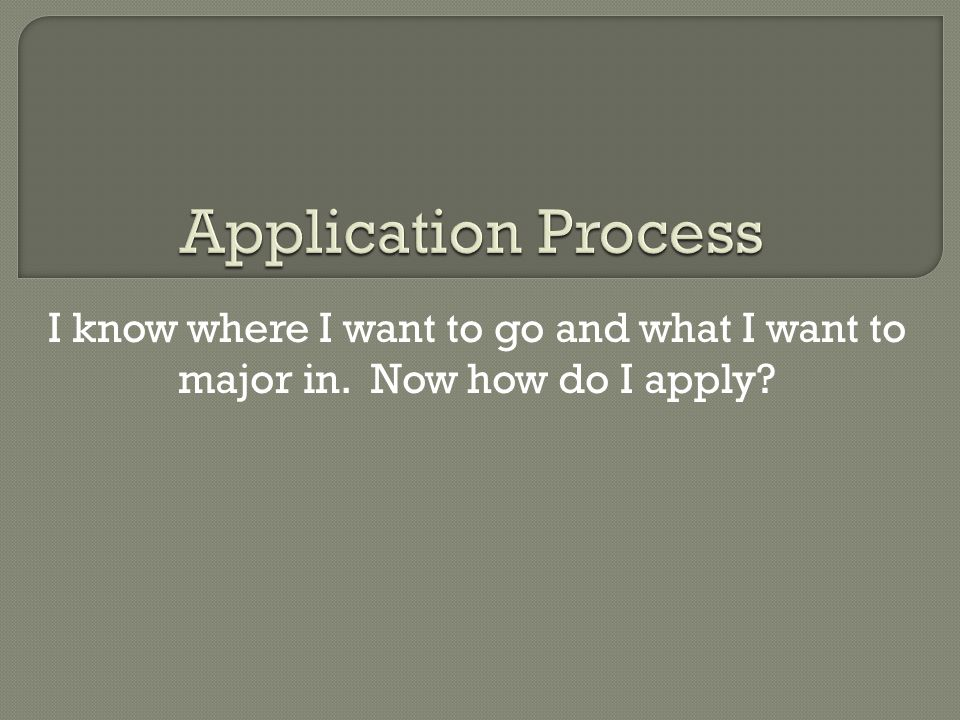  What all do I need to do to apply. Where do I find more information on the application process.