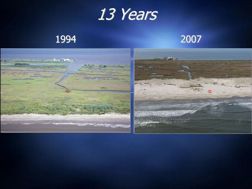 13 Years 1994 2007
