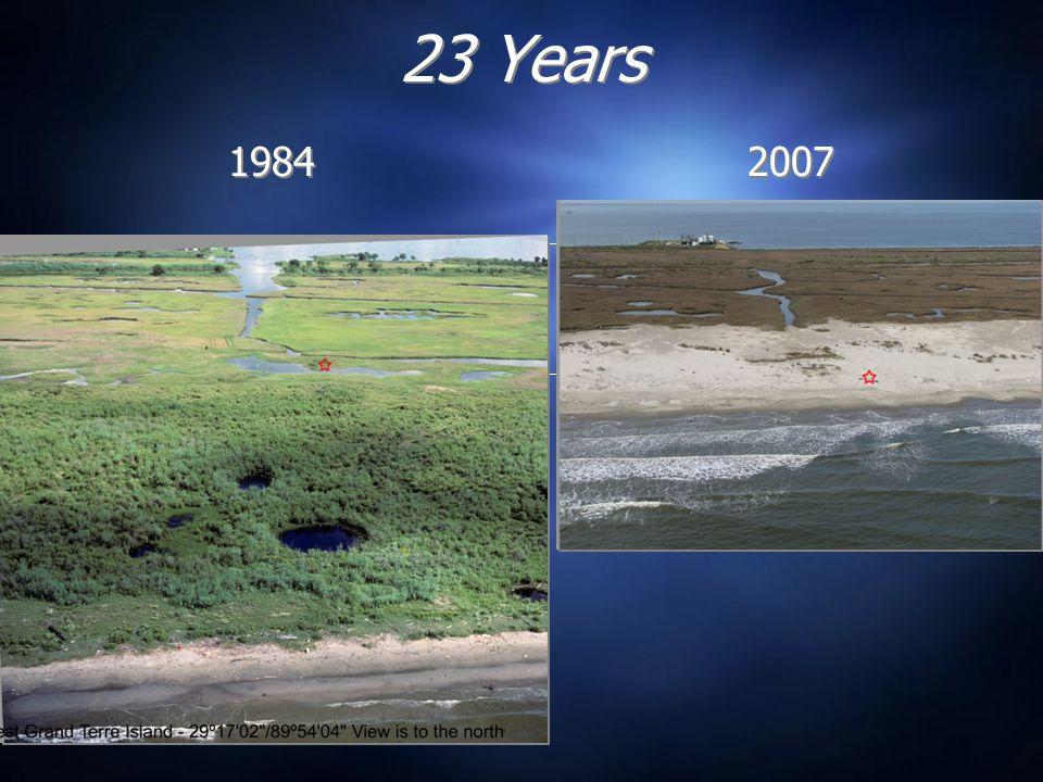 23 Years 1984 2007