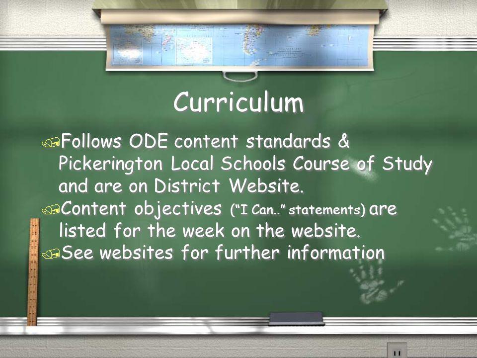 Classroom management / C.H.A.M.P.S.