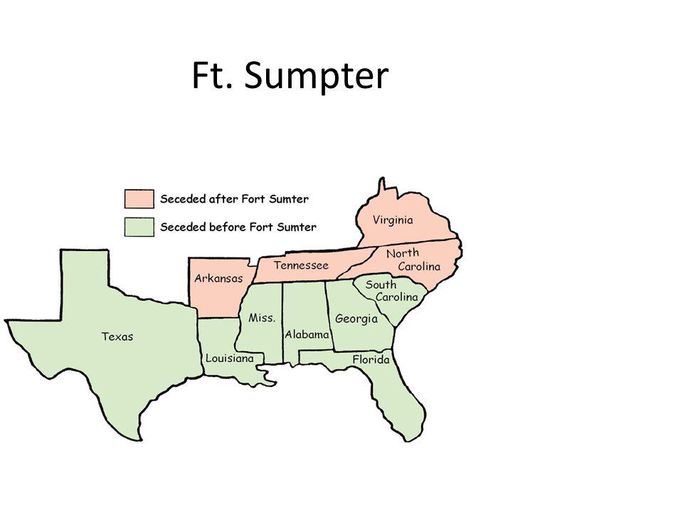 Ft. Sumpter
